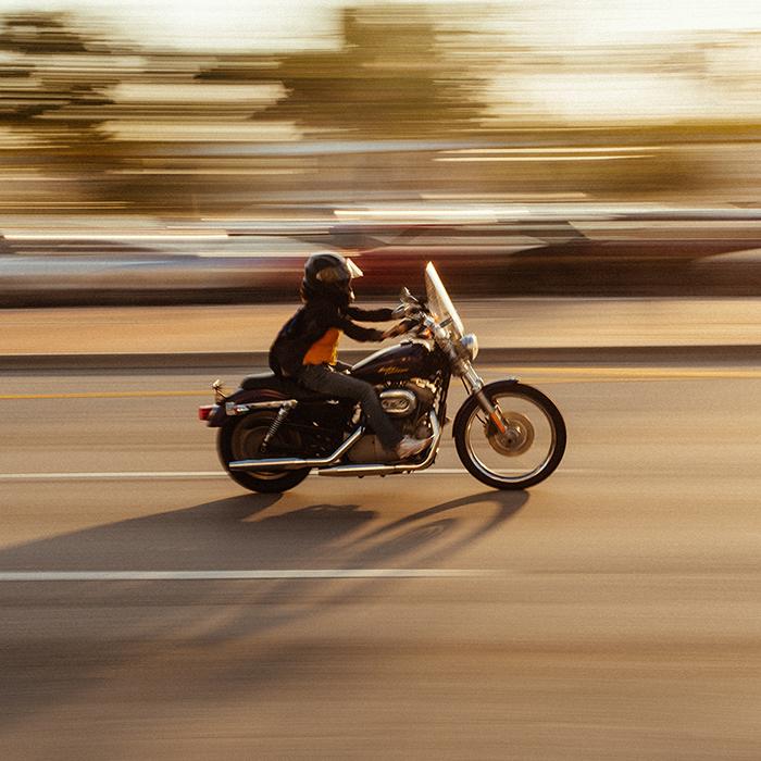 Motorbike Conversation
